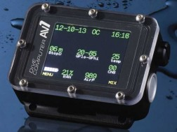 Ordinateur multigaz AV1 - UNDERWATER TECHNOLOGIES