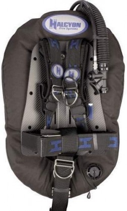 Adventurer PLUS (carbone) BC System - HALCYON