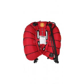 Wing TRIESTE 27Kg Rouge Double vessie OMS