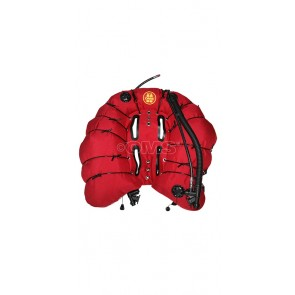 Wing TRIESTE 42Kg Rouge Double vessie OMS