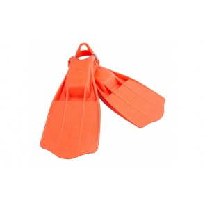 Palmes JetStream Fins orange ressort - Tecline