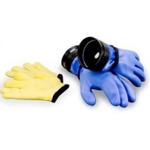 Gants ZIPGLOVE HD étanches OMS