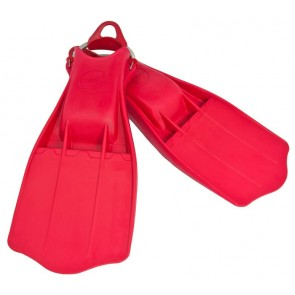 Palmes JetStream Fins rouge ressort - Tecline