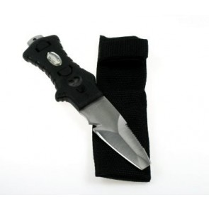 Couteau Mini Razor Beta Black TECLINE