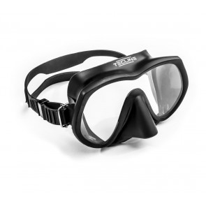Masque Frameless Super View Noir - TECLINE