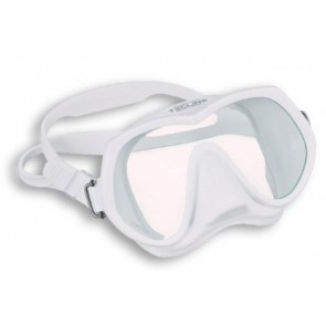 Masque Frameless Super View Blanc - TECLINE